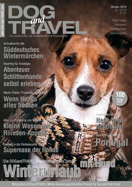 DOGandTRAVEL Winter 2018/19 (Einzelheft)